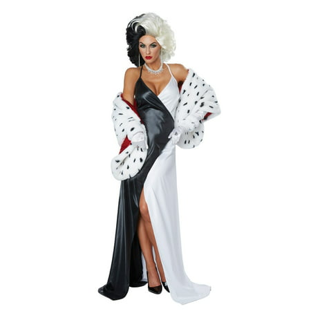 Cruel Diva Women's Halloween Costume
