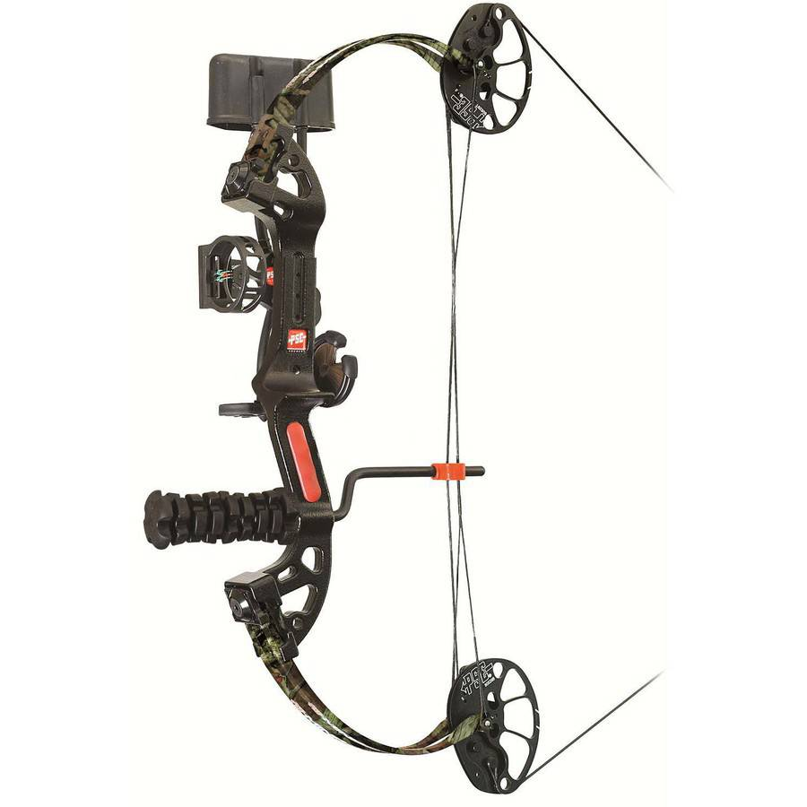 PSE Mini Burner XT Ready-to-Shoot Bow Package, RH