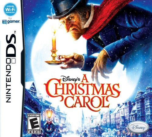Disney Interactive Disney's A Christmas Carol Puzzle Game - Complete Product - Standard - 1 User - Retail - Nintendo Ds (10132000)