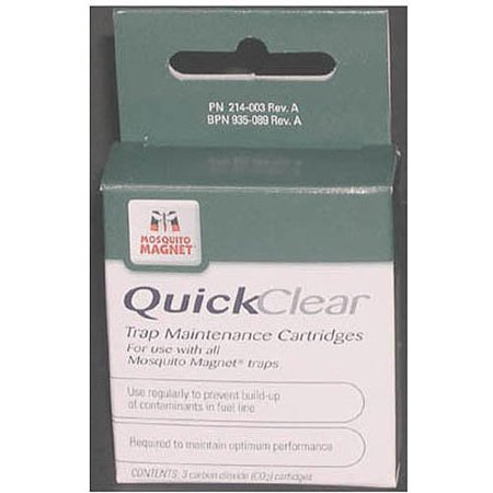 Mosquito Magnet Quick Clear Cartridge - 3 Pack