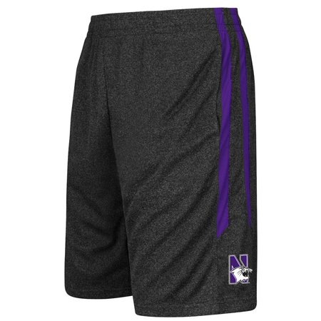 Colosseum Basketball Shorts (Youth NCAA Northwestern Wildcats Basketball Shorts (Team Color))