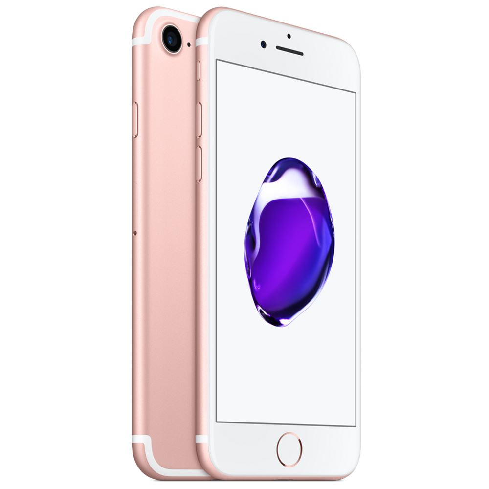 Refurbished Apple Iphone 7 32gb Rose Gold Unlocked Gsm Walmart Com Walmart Com