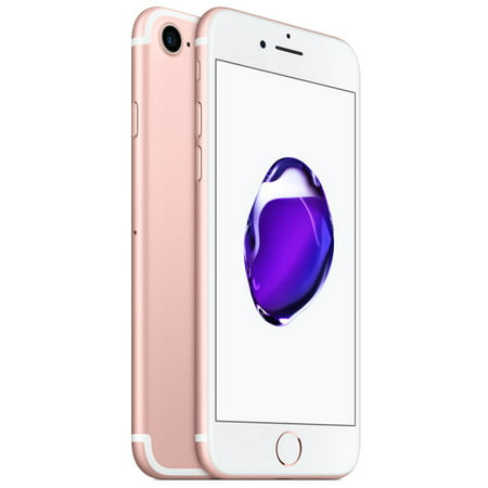 Refurbished Apple iPhone 7 32GB, Rose Gold - Unlocked