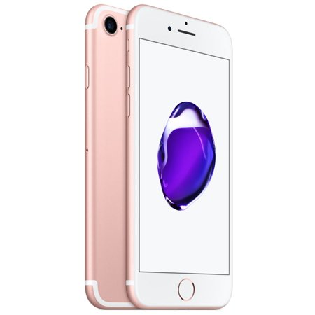 Refurbished Apple iPhone 7 32GB, Rose Gold - Unlocked GSM](iphone 5 32gb white unlocked)