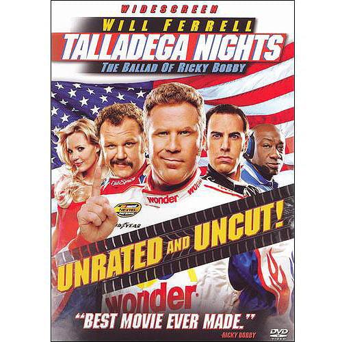 Talladega Nights: The Ballad Of Ricky Bobby (Widescreen)