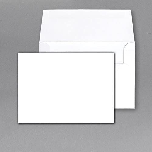 Zip Code Folded Stationery Note Cards A2