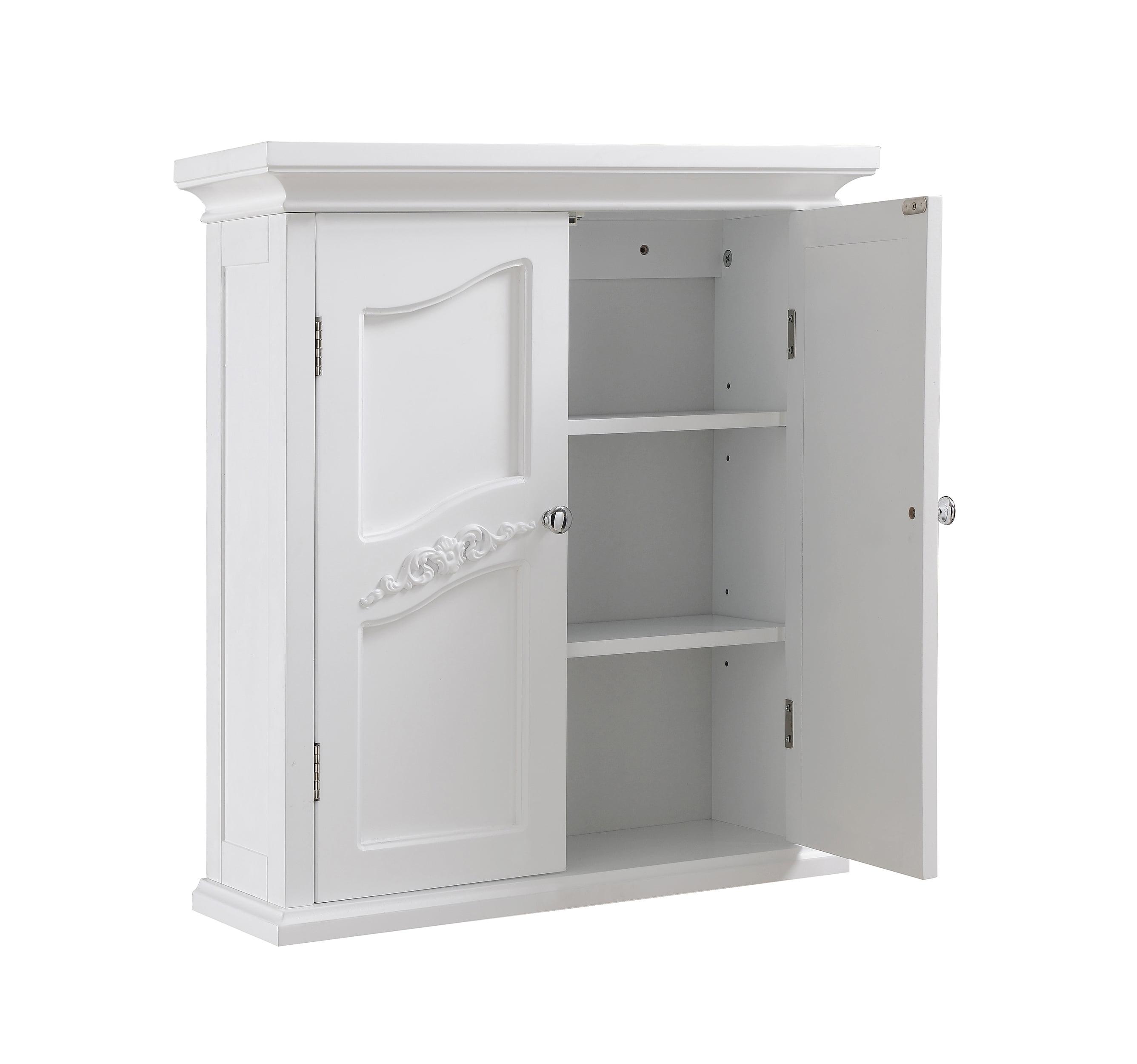Elegante gabinete de almacenamiento de pared para ba o for Gabinete de almacenamiento de bano barato