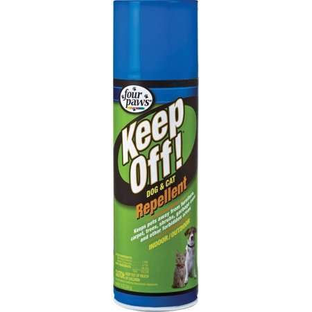 Four Paws Bird Spray - Four Paws Keep Off 100203078 Indoor/Outdoor Repellent, 10 oz