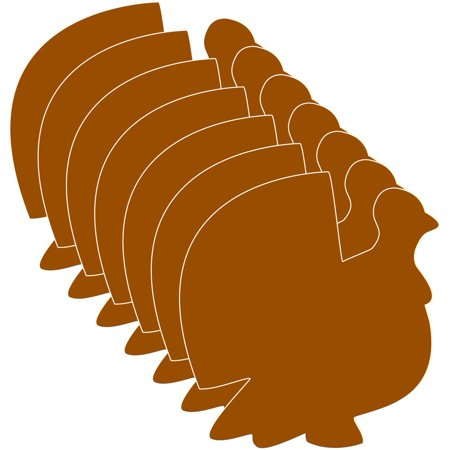 Small Single Color Cut-Out -