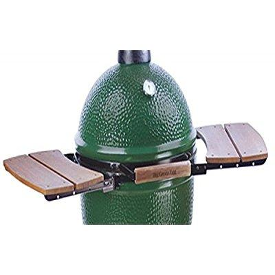 Big Green Egg Wooden Shelves EGG Mate for Extra Large (XL...