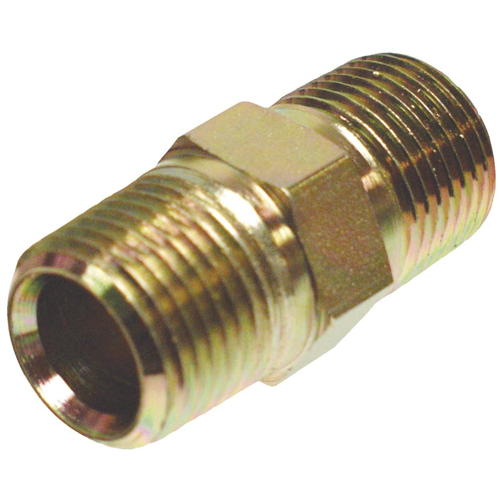 APACHE HOSE & BELTING INC 39035452 1/2 Male x1/2 Male Adapter