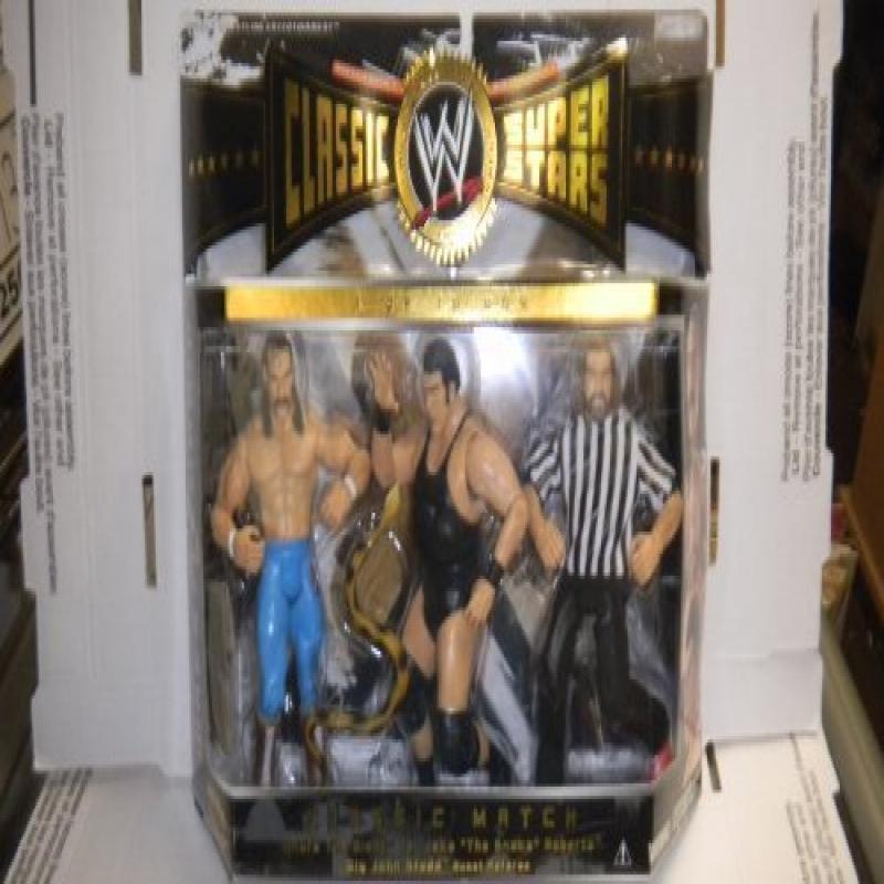 Jakks WWE 3 PK Classic SUPERstars parent
