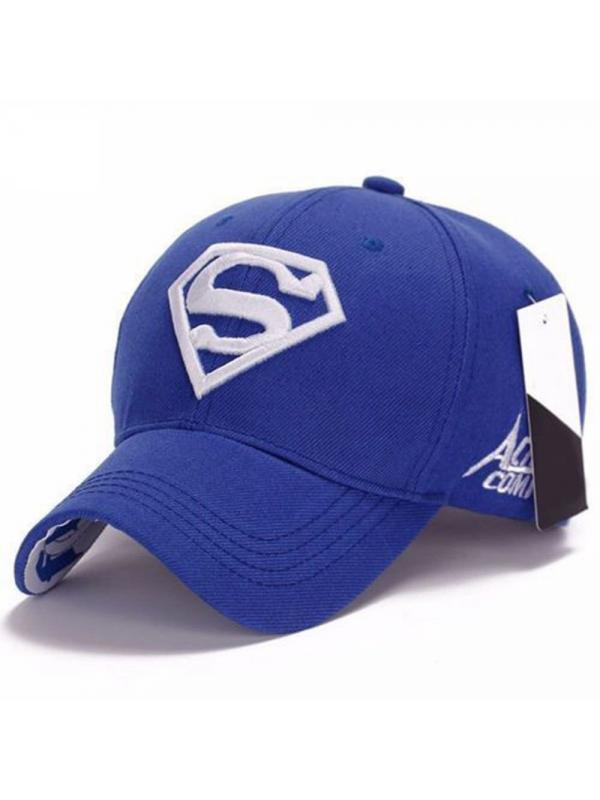 Men/'s Fashion Superman Hip Hop Adjustable Cap Flex Fit Snapback Baseball Hat NEW