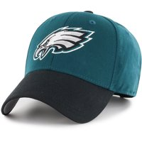 4d23860f8ae58a Product Image Men's Fan Favorite Green/Black Philadelphia Eagles Two-Tone  Adjustable Hat - OSFA