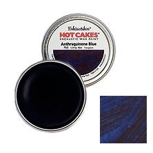 Enkaustikos Hot Cakes! - 1.5oz (45ml) - Anthraquinone Blue