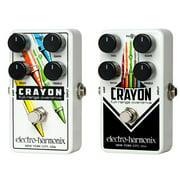 Electro-Harmonix Crayon Distortion Guitar Effect Pedal
