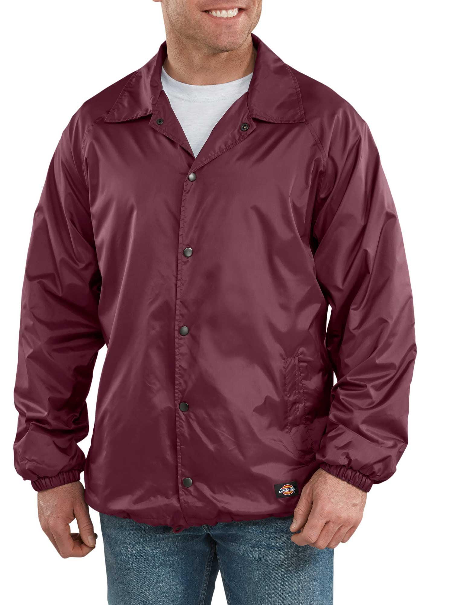 Dickies Mens Modern Fit Nylon Service Jacket Jacket