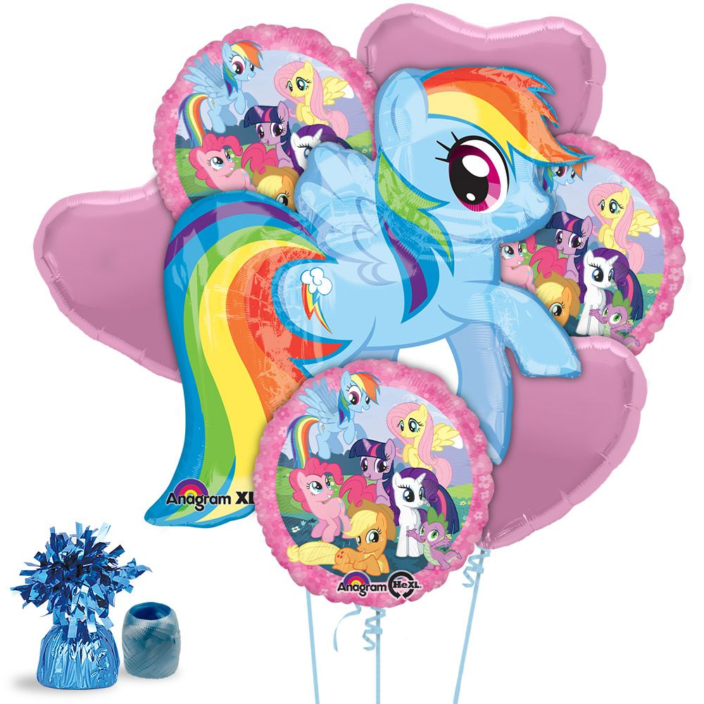 My Little Pony Balloon Kit (Each) - Party Supplies