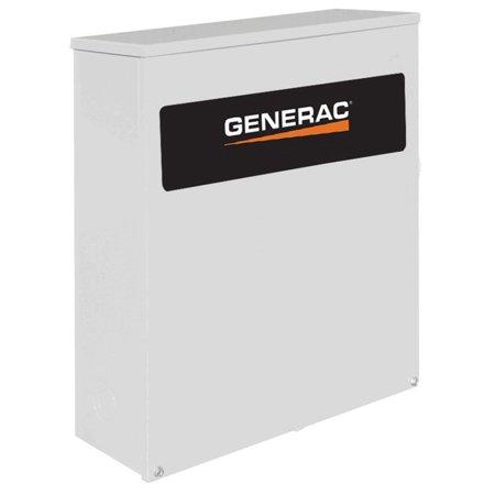 (Generac RTSE100A3CSA 100 Amp 120/240V Single Phase Service Rated Transfer Switch)