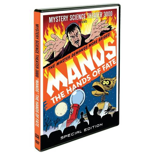Mystery Science Theater 3000: Manos - The Hands Of Fate (Special Edition)