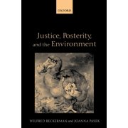 Justice, Posterity, and the Environment (Paperback)