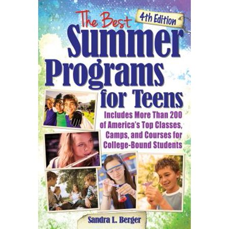 Best Summer Programs for Teens, The (Best Virtual Drive Program)
