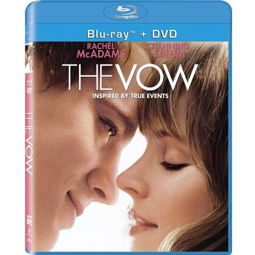 The Vow (Blu-ray   DVD) (Widescreen)