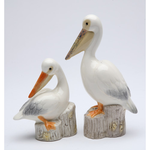 Cosmos Gifts Pelican Salt and Pepper Set