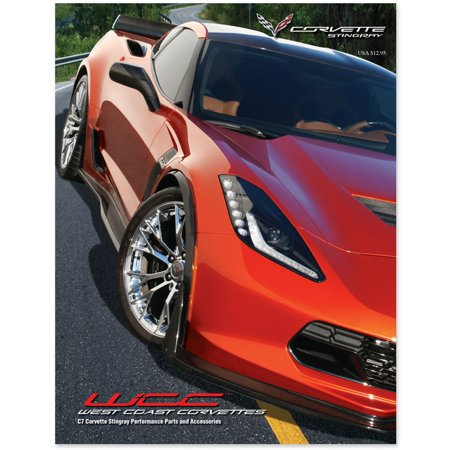 West Coast Corvette >> West Coast Corvette C7 Corvette Parts And Accessories Catalog C7