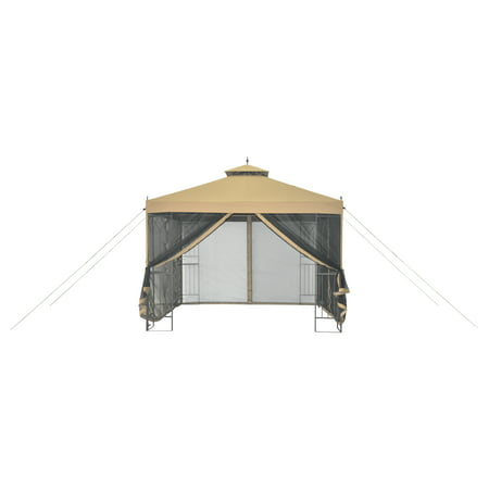 Mainstays Easy Assembly 10' x10' Gazebo