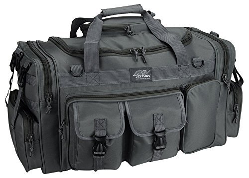 "Nexpak USA 26"" Inch Multi Camo Duffel Duffle Military Molle Tactical Cargo Gear Shoulder Strap Travel Bag by"