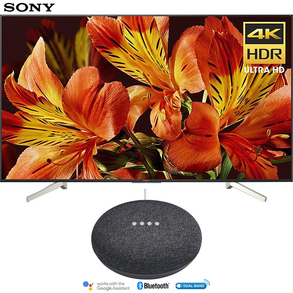 Sony XBR65X850F 65-Inch 4K Ultra HD Smart LED TV (2018 Model) with...