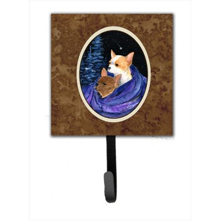 Starry Night Chihuahua Leash Holder Or Key Hook - image 1 of 1