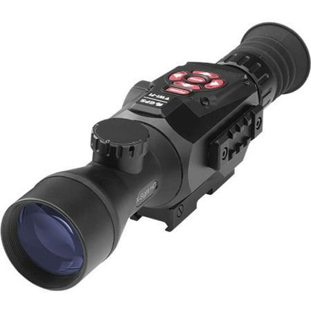 Atn X Sight Ii Hd 3 14X Day   Night Rifle Scope   14X 50 Mm   Weather Resistant   Night Vision