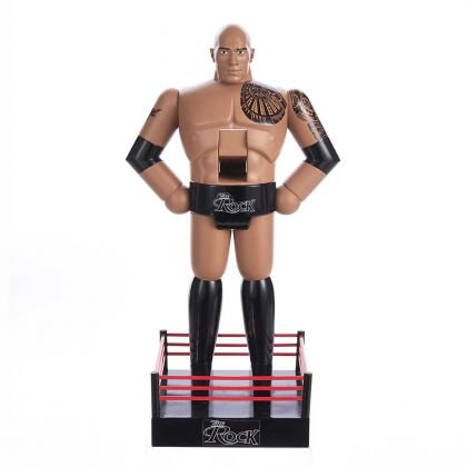 Kurt Adler 10-Inch WWE The Rock Nutcracker