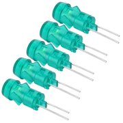 Brrnoo 3mm LED Diode,Light Emitting Diodes,20pcs 3mm LED Diode DIY Light Emitting Diodes Electronic Component For Project Experiment