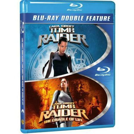 Lara Croft: Tomb Raider / Lara Croft Tomb Raider: The Cradle Of Life (Blu-ray) (Halloween Lara Croft)