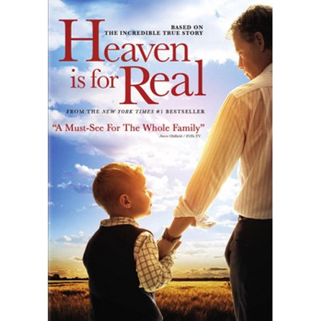 Under The Banner Of Heaven Movie (Heaven is for Real (DVD))