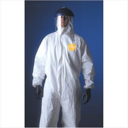DuPont 251-NG120S-2XL Prosheild Nexgen Coverall Zip Ft 2X-Large