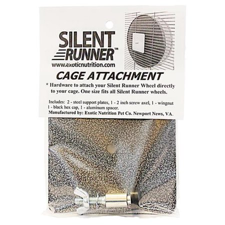 Cage Attachment for Silent Runner Wheel