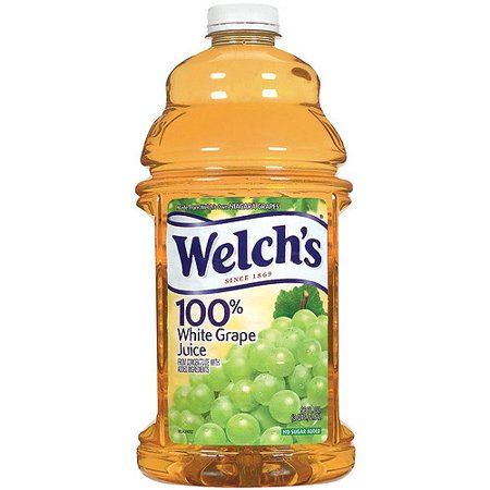 White Zinfandel Grapes (Welch's 100% White Grape Juice, 96 Fl. Oz. )
