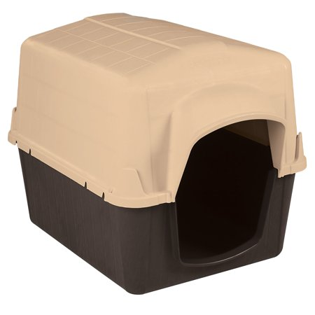 Aspen Pet Plastic Dog House