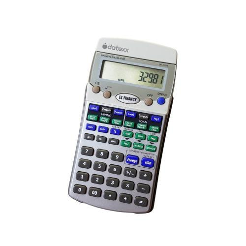 Datexx EZ Financial Calculator