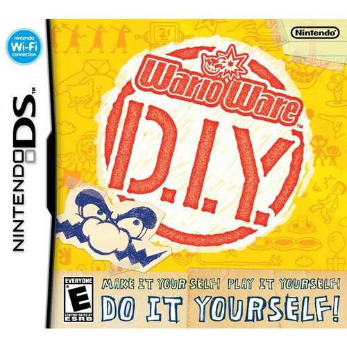 Wario Ware D.Y I. (Do it Yourself) (Nintendo DS)