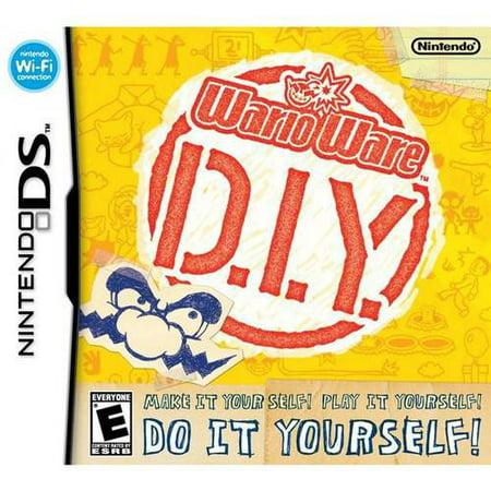 Wario Ware D.Y I. (Do it Yourself) (Nintendo DS)