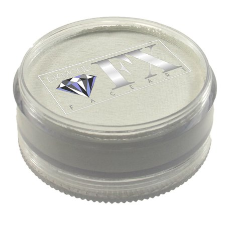 Diamond FX Essential Face Paint - White (90 gm)](White Face Paint Halloween Makeup)