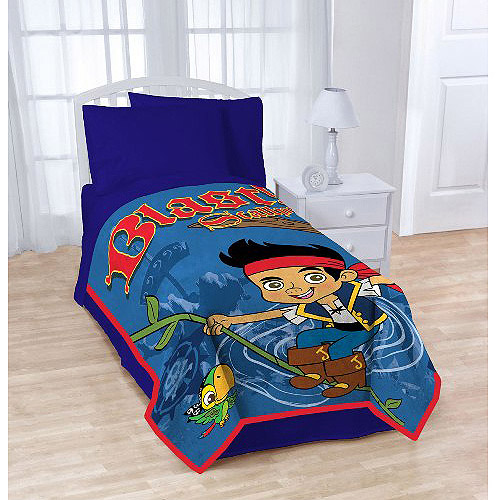 "Jake and Pirates 62"" x 90"" Blanket"