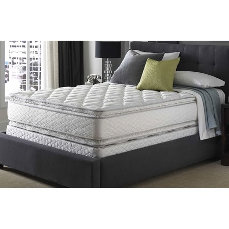 Serta Perfect Sleeper Shire Suite Double Sided Pillowtop Mattress