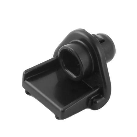 Black Plastic Push-Type Bumper Engine Splash Rivet Fastener Clip for  Maxima