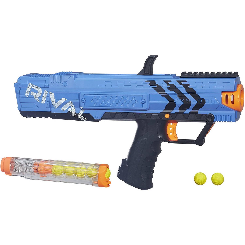 nerf rival apollo xv 700 blaster blue walmart com